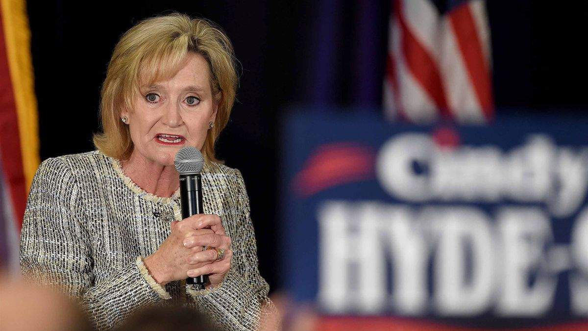 Walmart among companies requesting refund of campaign donations to Hyde-Smith