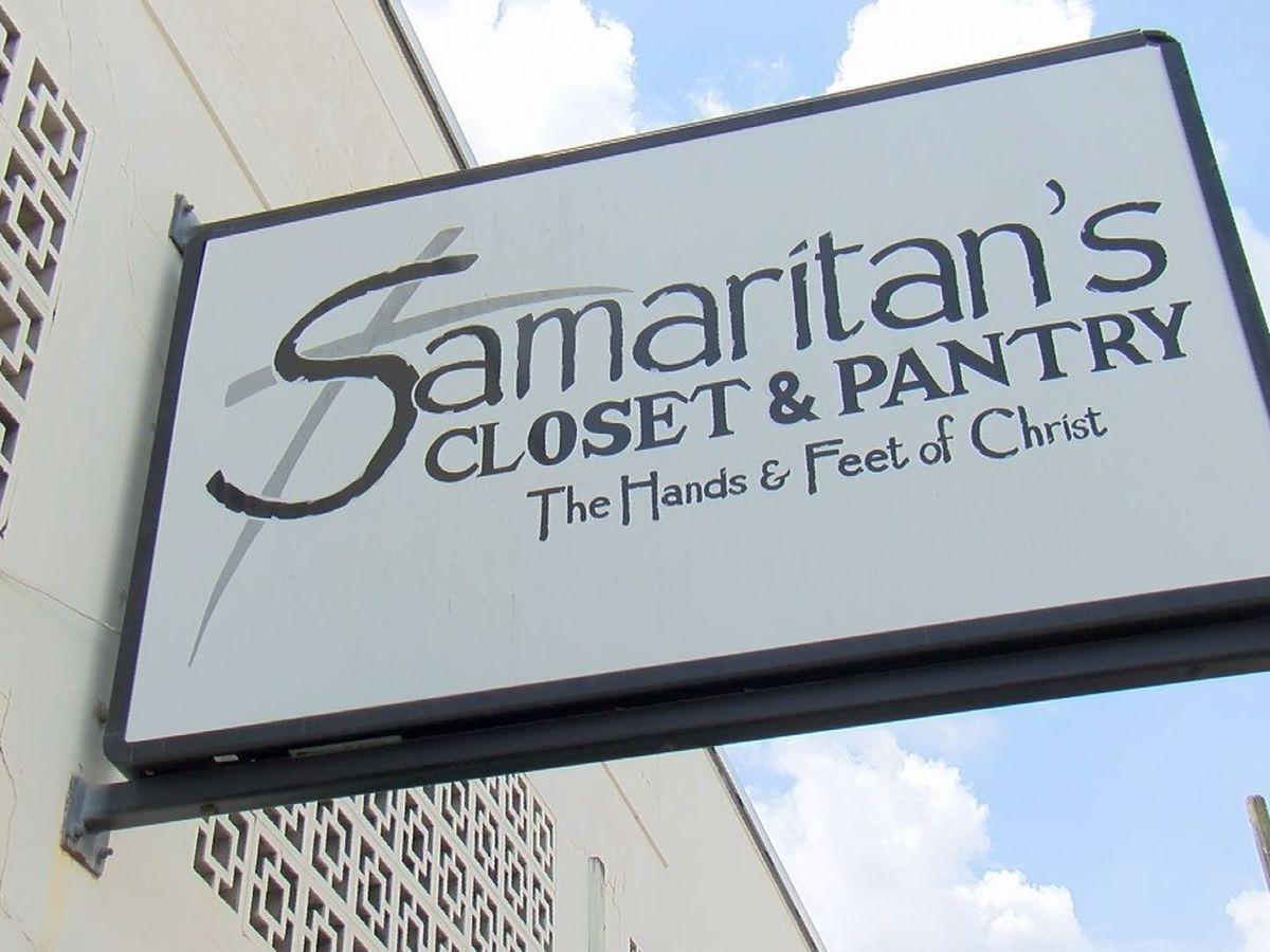 Samaritan's Closet & Pantry feeding the hungry of Wayne County