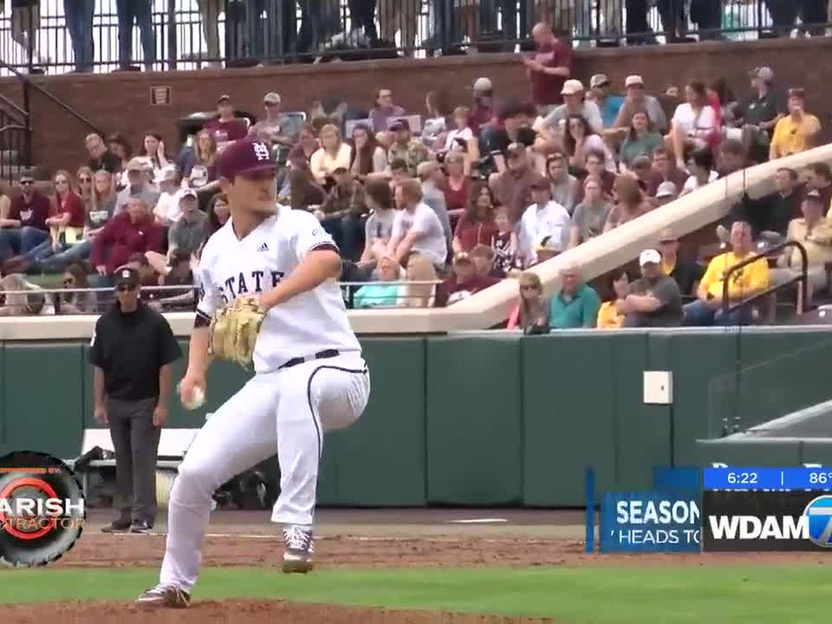"Colby White brings ""Foxworth fire"" to MSU pitching"