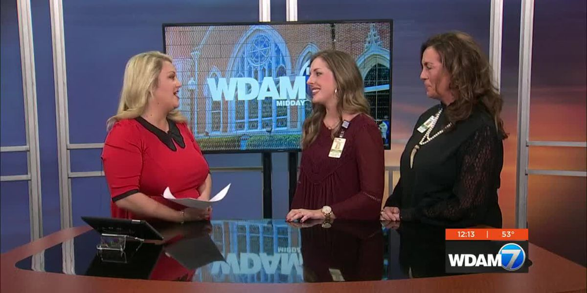 Midday Interview: National Hospice and Palliative Care Month