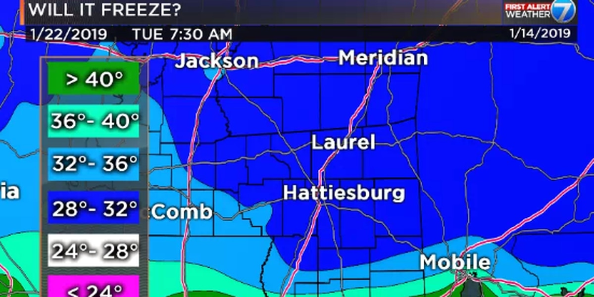 Roller coaster forecast includes possibleseverestorms, potentialbig freeze
