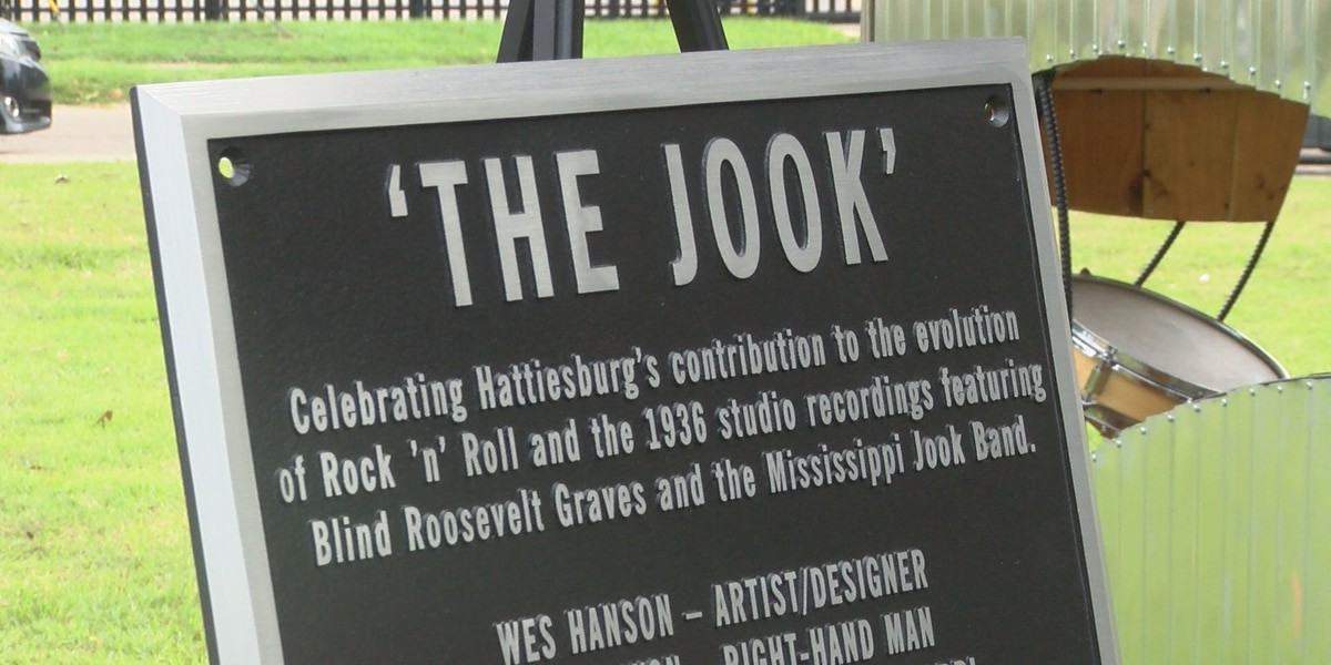 'Rockin the Jook' opens new community music stage in downtown Hattiesburg