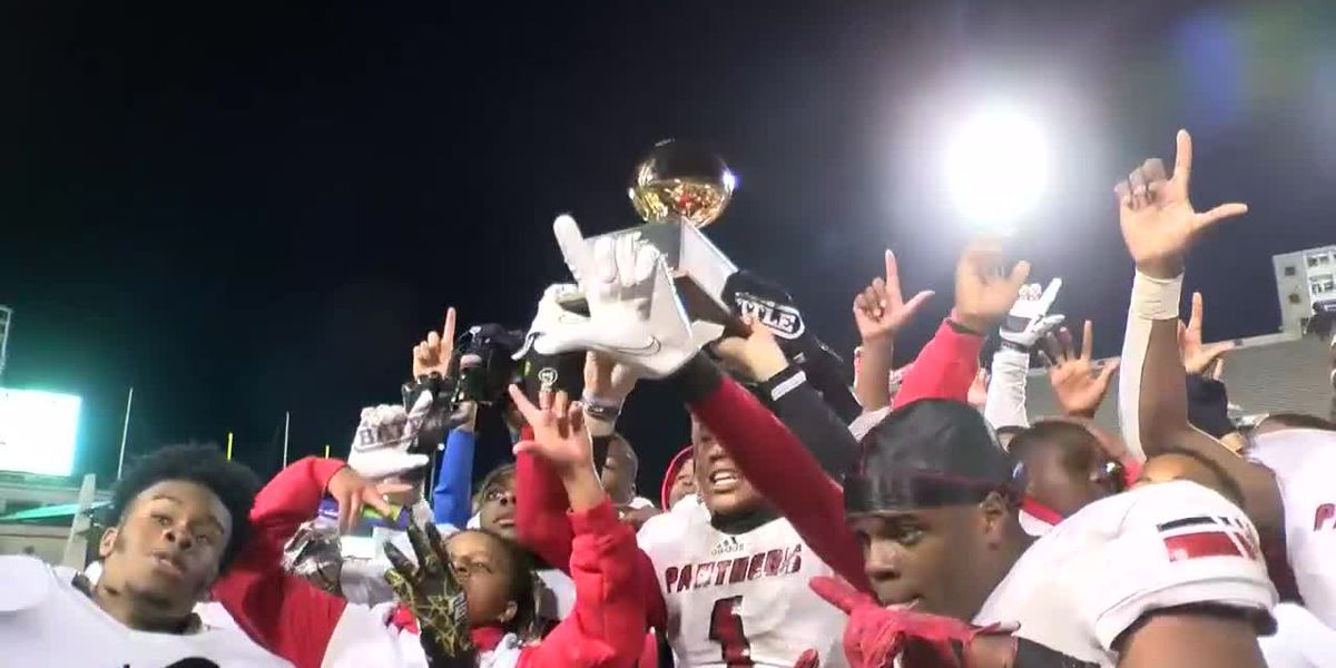 Lumberton knocks off Biggersville in thriller to win 1A State Championship