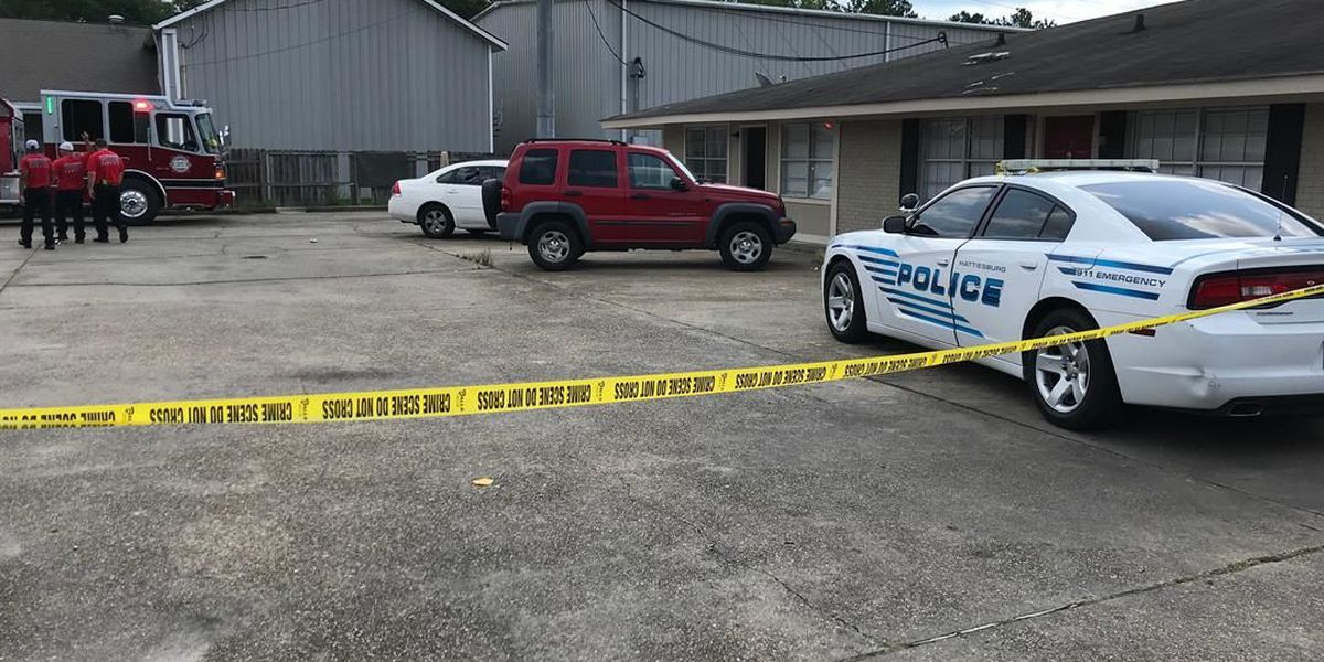 1 hospitalized after stabbing in Hattiesburg