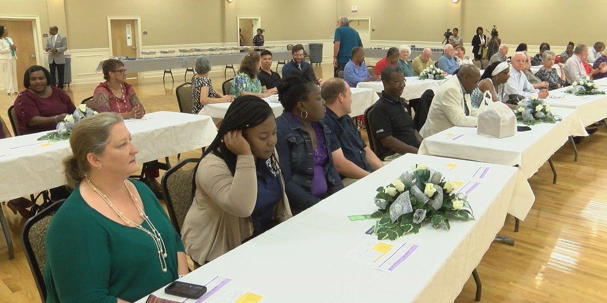Volunteer Tax preparers honored by Hattiesburg mayor at luncheon