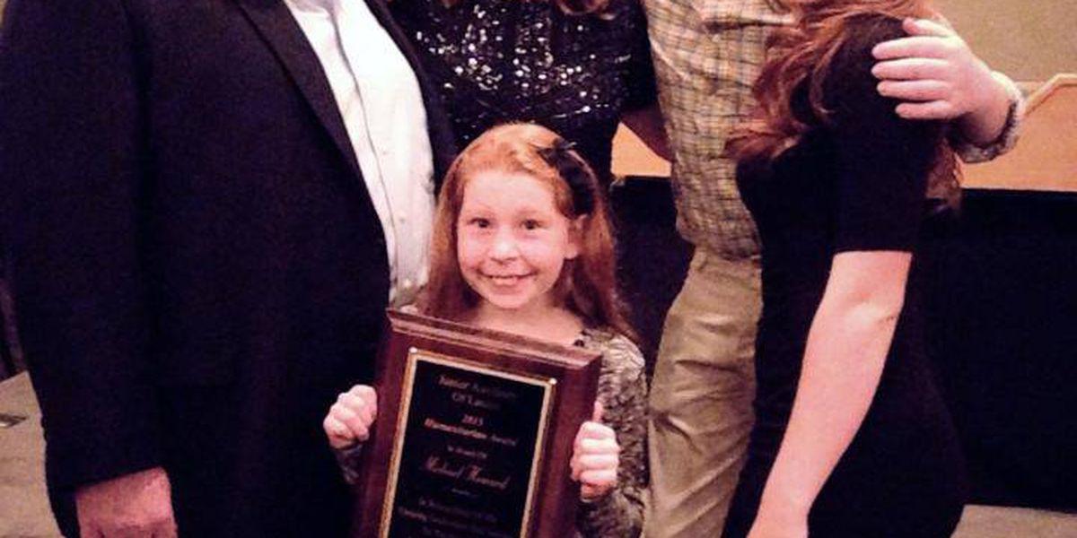 Jones County businessman wins humanitarian award