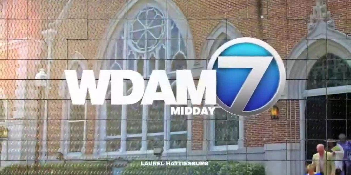 WDAM 7 Headlines at Midday 11/5