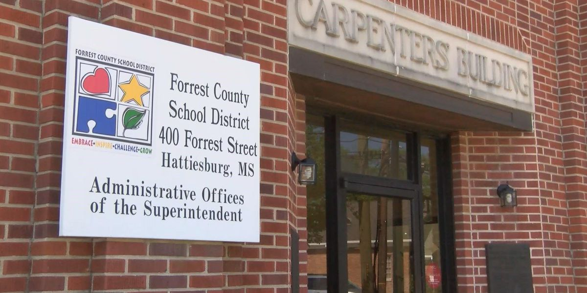 """Forrest County School District could make """"millions"""" from spray field"""