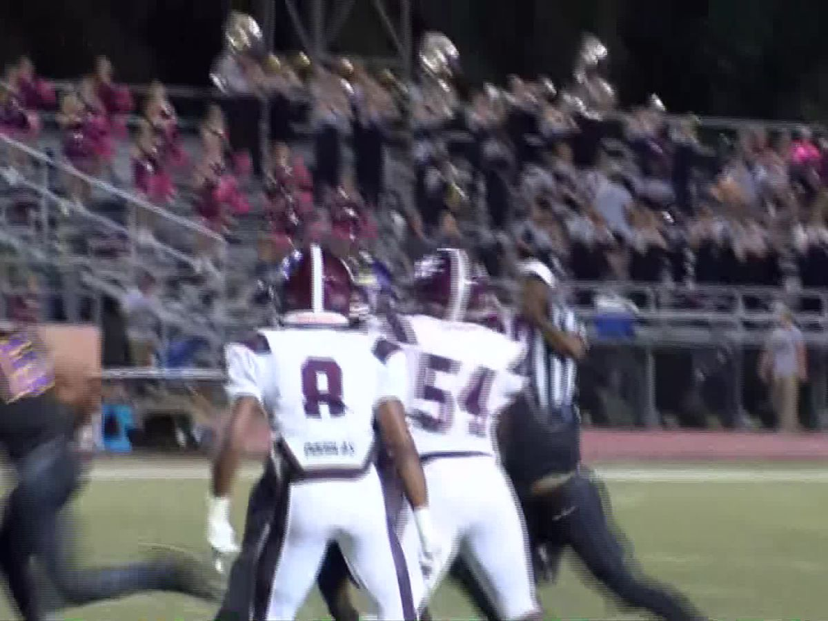 Picayune vs. Hattiesburg highlights
