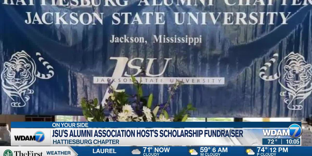Jackson State Alumni Association of Hattiesburg to host scholarship fundraiser