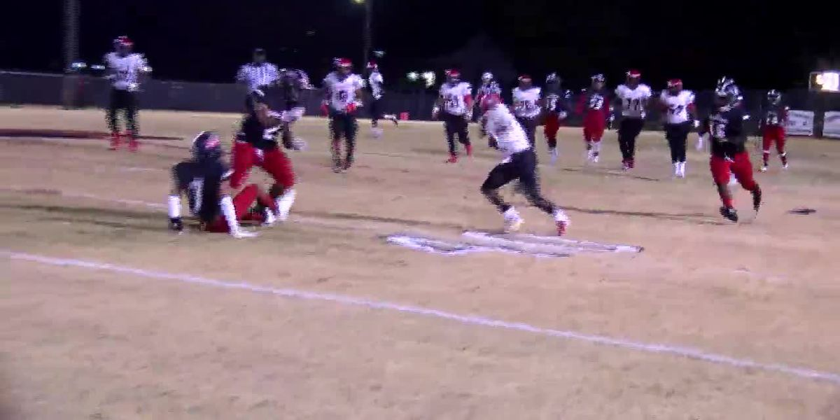 High School Highlights: Leflore County at Lumberton