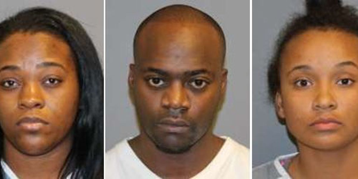 3 charged in Sunday Hattiesburg shooting