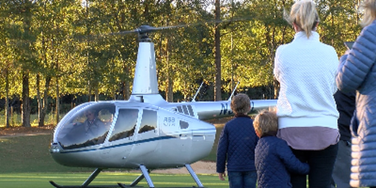 Arc of Southeast Miss. holds annual Golf Ball Drop