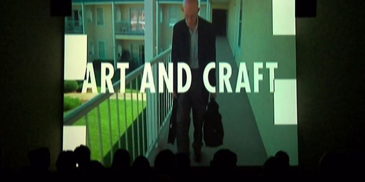 "Hattiesburg Library hosts the state premiere screening of ""Art and Craft"""
