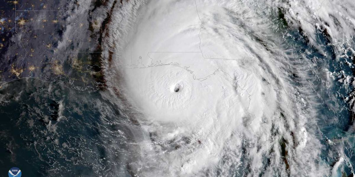 Hurricane Michael upgraded to a Category 5 at time of landfall in Florida