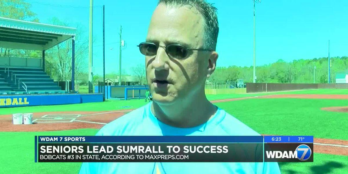 Seniors key to success for Sumrall baseball