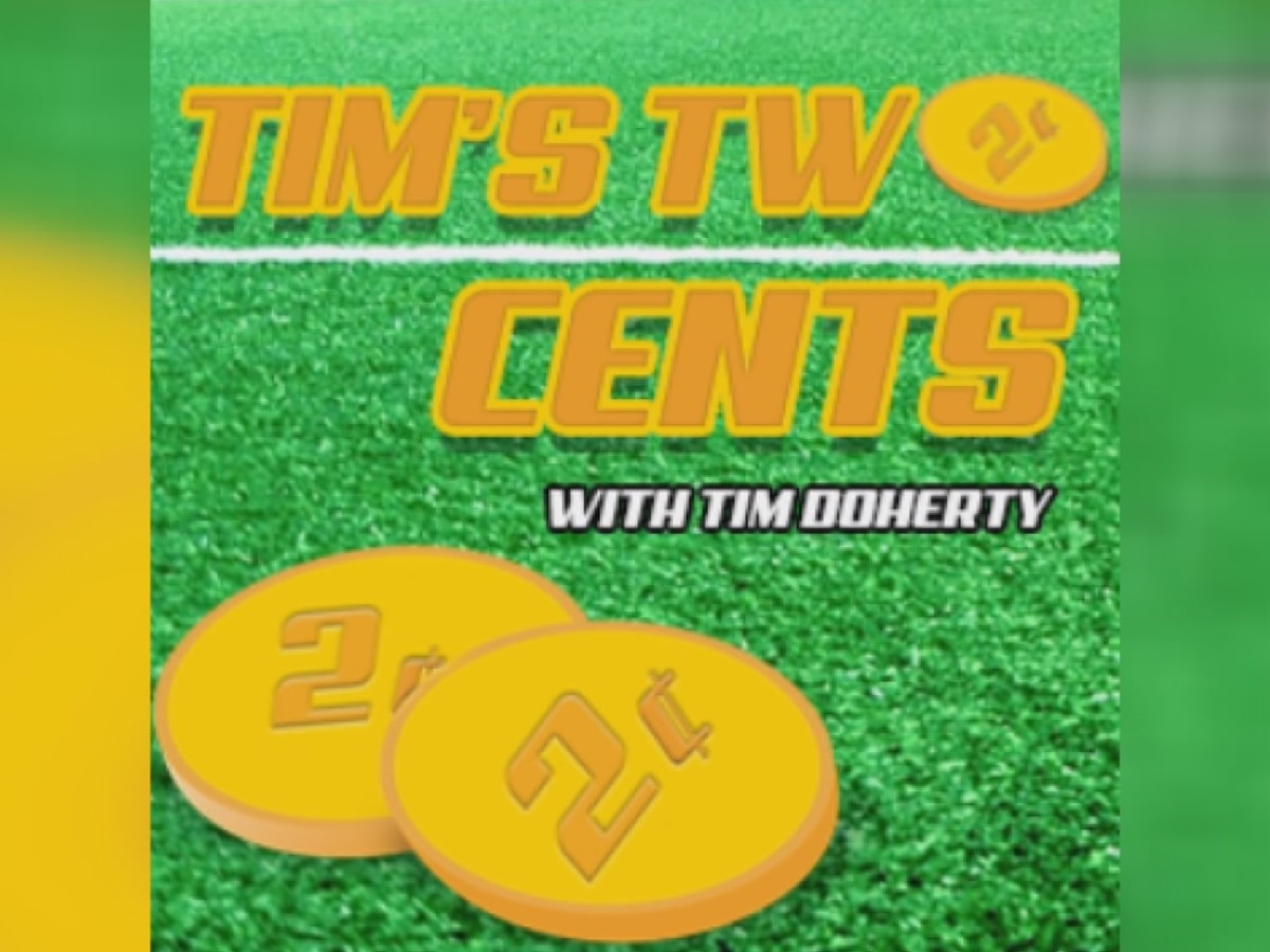 Tim's Two Cents: Tim talks about a world with COVID-19 and without sports