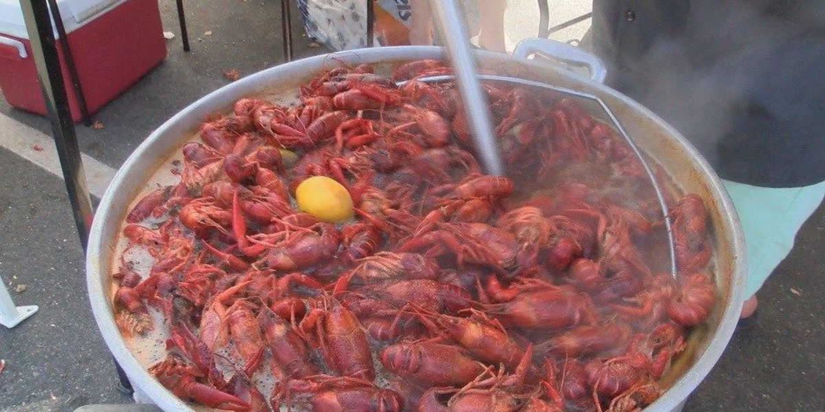 Crawfish Cook-Off raises money for Deen and Tate scholarship