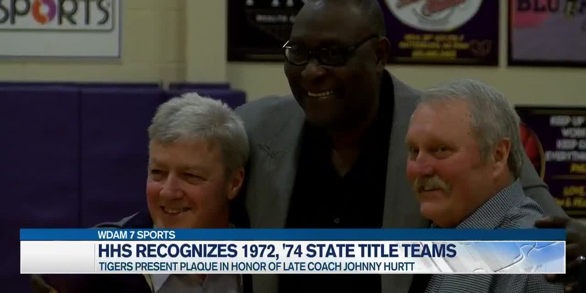 Hattiesburg honors 1970s state championship teams
