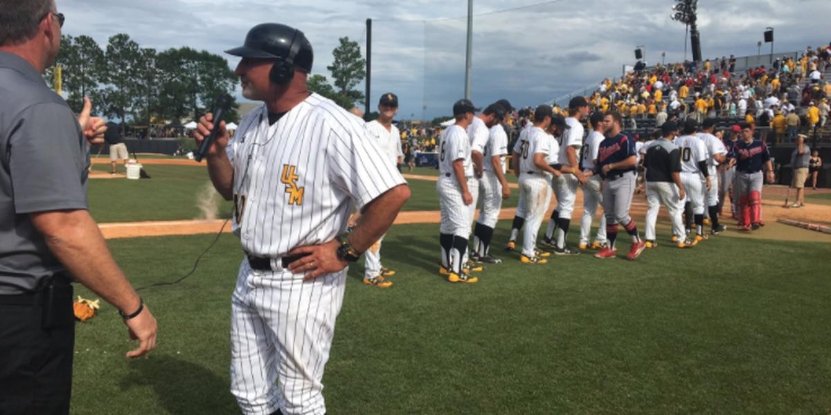 USM advances to play South Alabama in NCAA regional