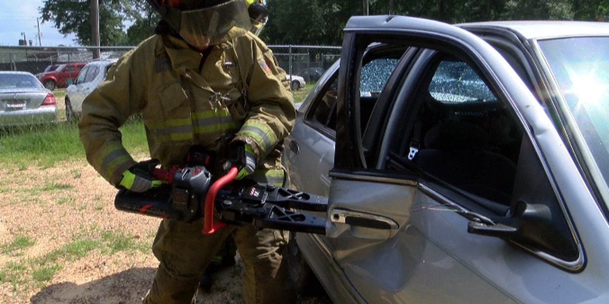 Hattiesburg Fire Dept. receives life-saving equipment
