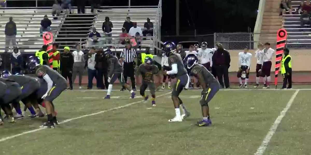 High School Highlights: Long Beach at Hattiesburg