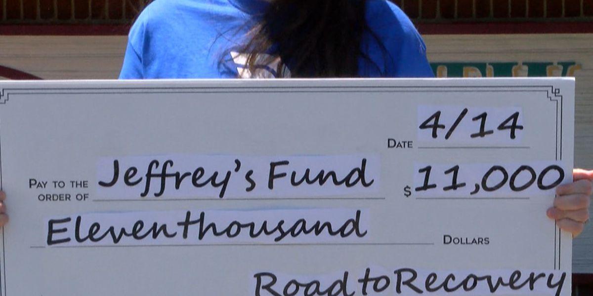 Hattiesburg church raises $11K for addiction recovery organization