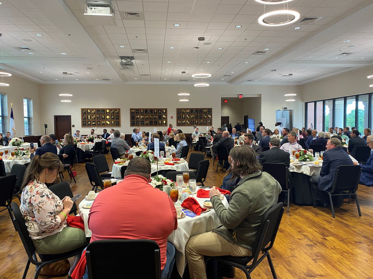 William Carey hosts annual small business luncheon