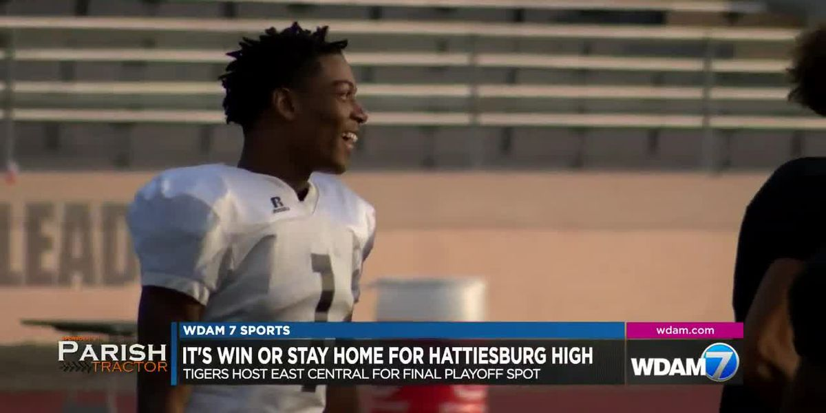 Hattiesburg, East Central play for final playoff spot