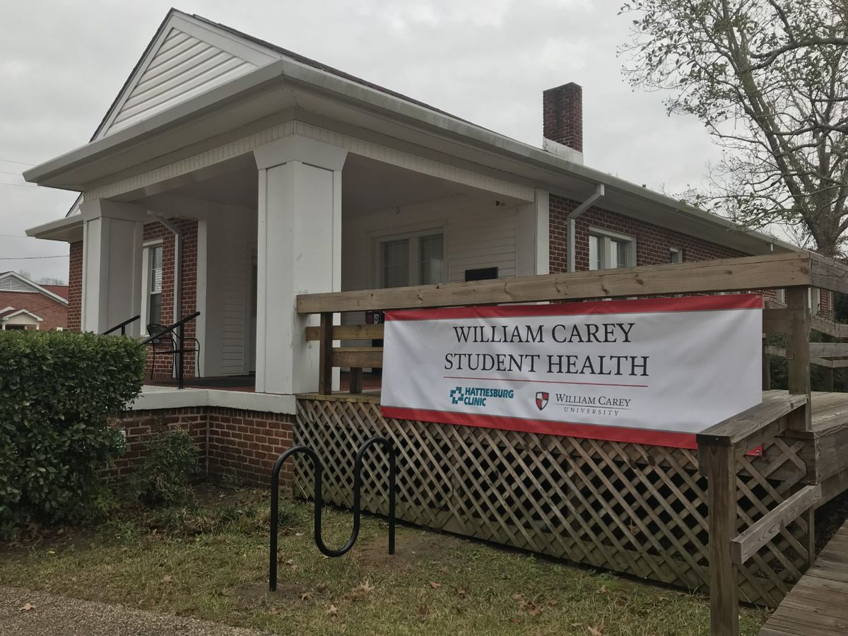 New student health clinic opens at William Carey