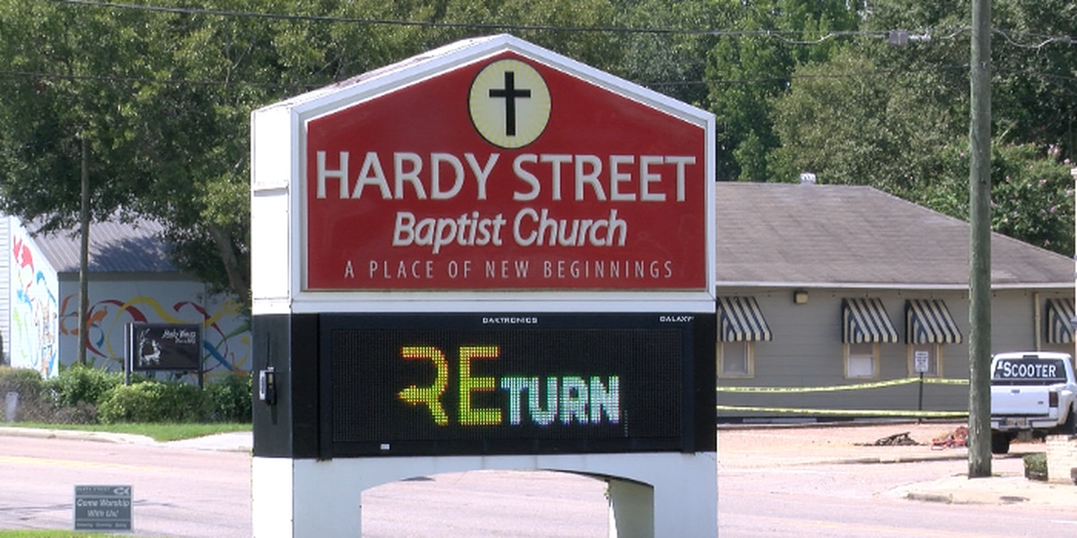 Hardy Street Baptist sends team to Louisiana to help with relief efforts