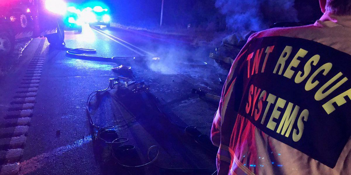 Victims identified in Lamar County wreck