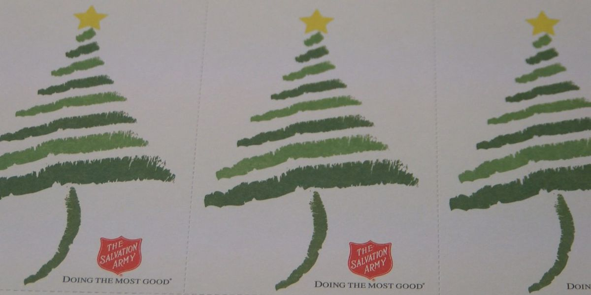 Salvation Army taking applications for Angel Tree