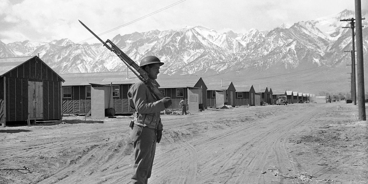 Mountain skeleton may be man from Japanese internment camp