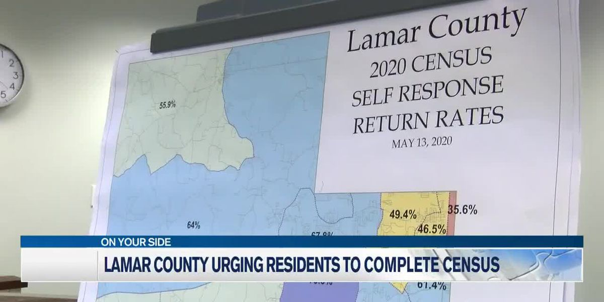 Lamar County urges residents to complete 2020 Census