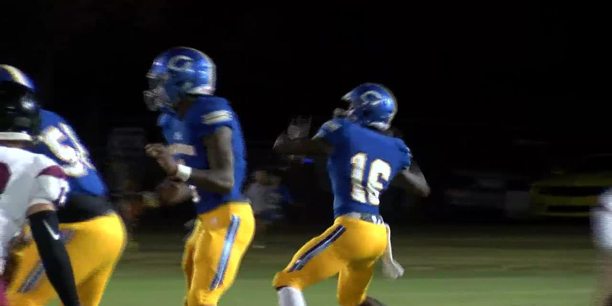 High School Highlights: Lawrence County at Columbia