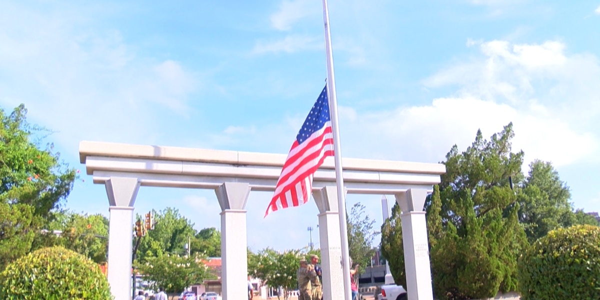 Hattiesburg Veterans Committee hosts Memorial Day program