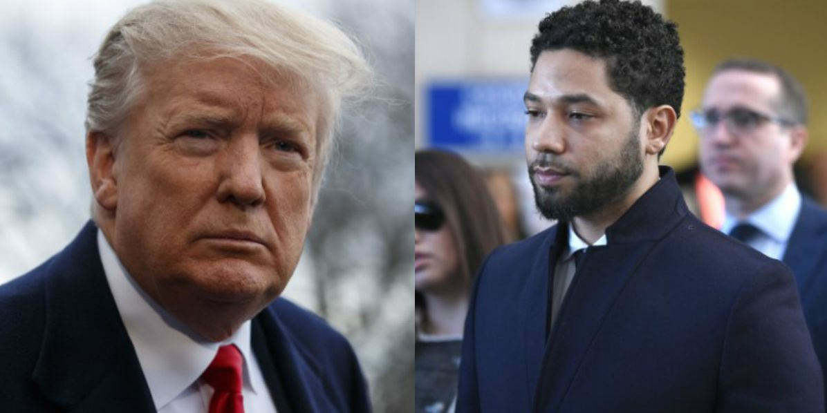 Trump: Smollett case 'outrageous,' FBI and DOJ to review; Chicago seeing $130K
