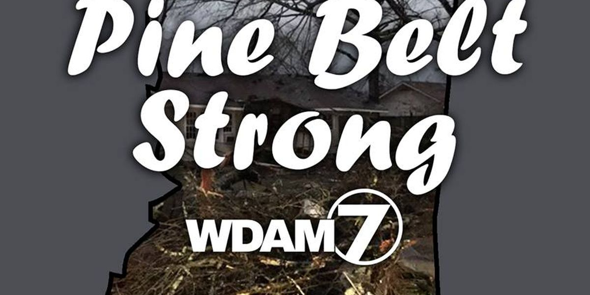 'Pine Belt Strong' telethon raises $390K for tornado victims