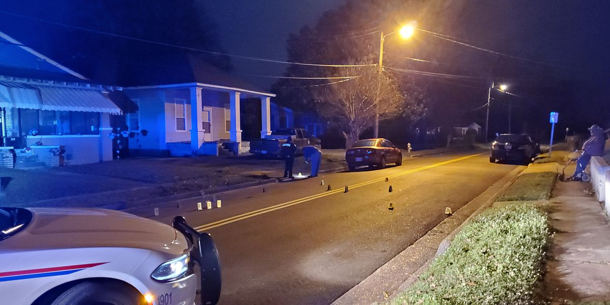 At least 20 rounds fired into Vicksburg home in possible drive-by