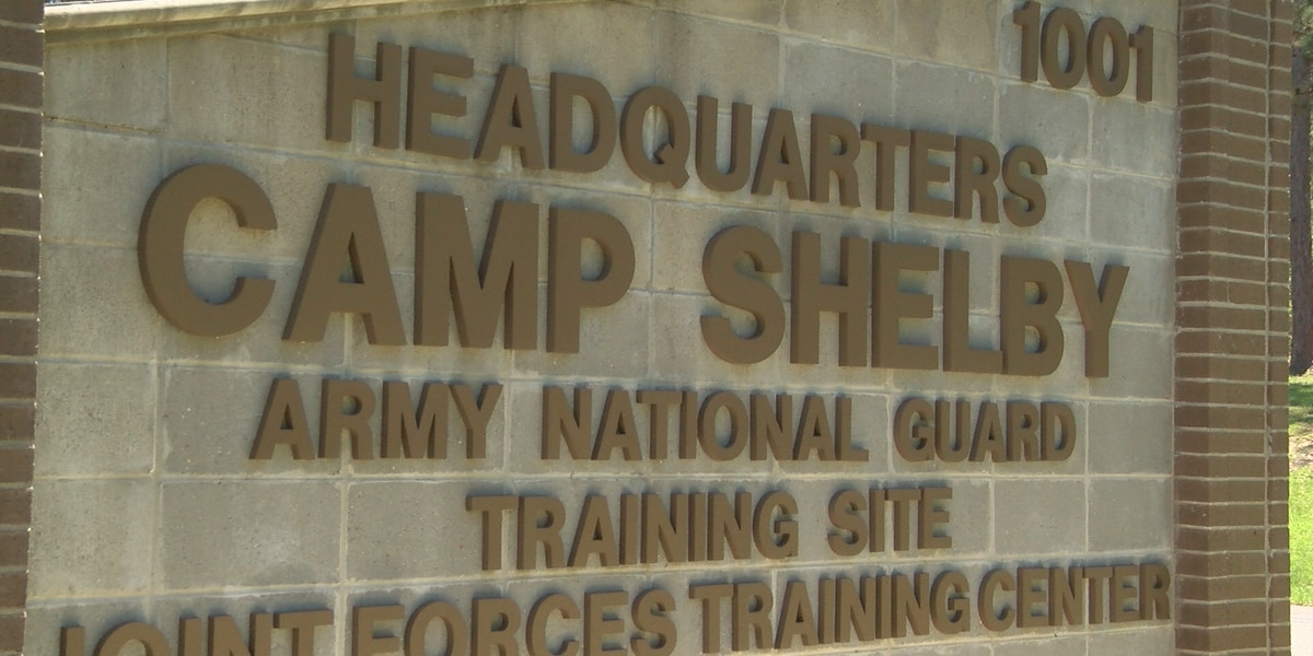 Nearly 14,000 to train at Camp Shelby during summer 2021