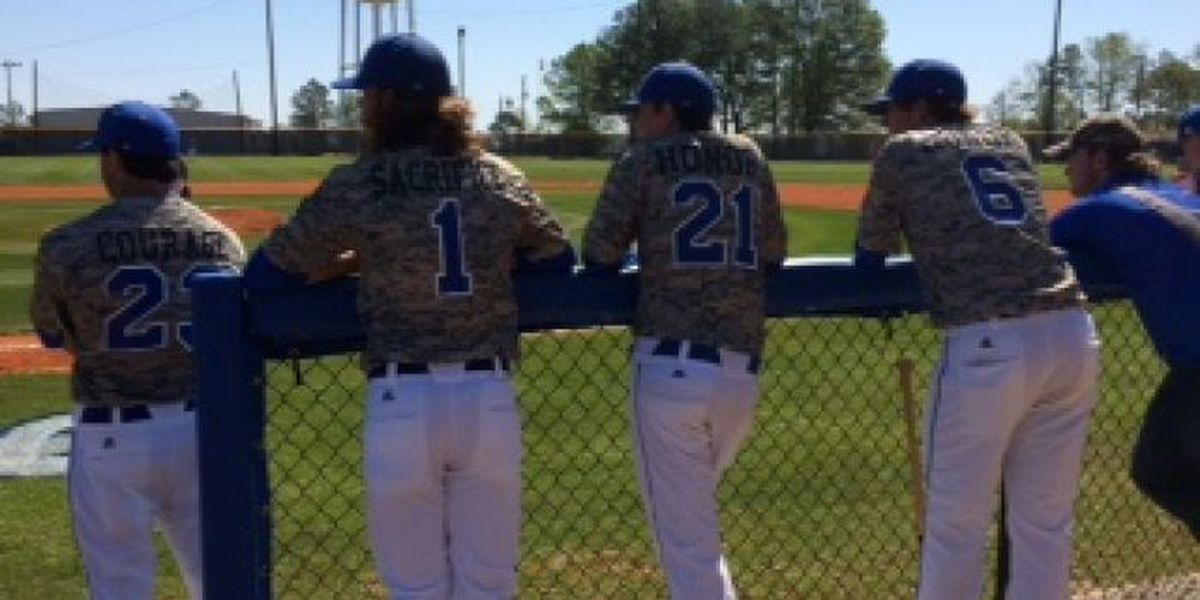 Mize Baseball holds military appreciation tournament