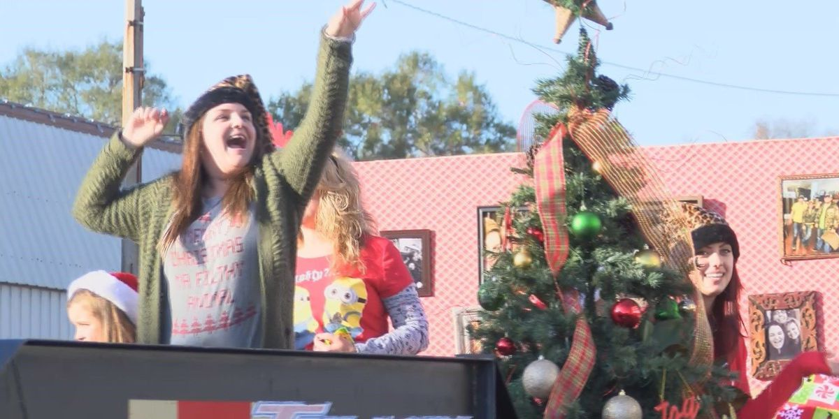 Columbia Christmas parade revamped
