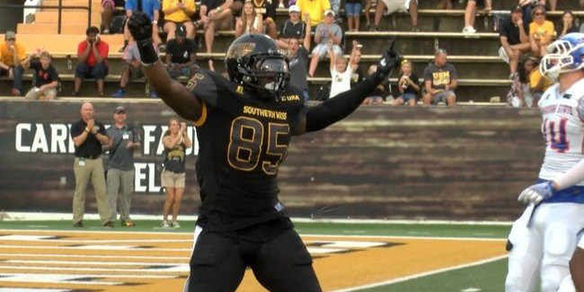 Southern Miss football to face Alabama in 2019