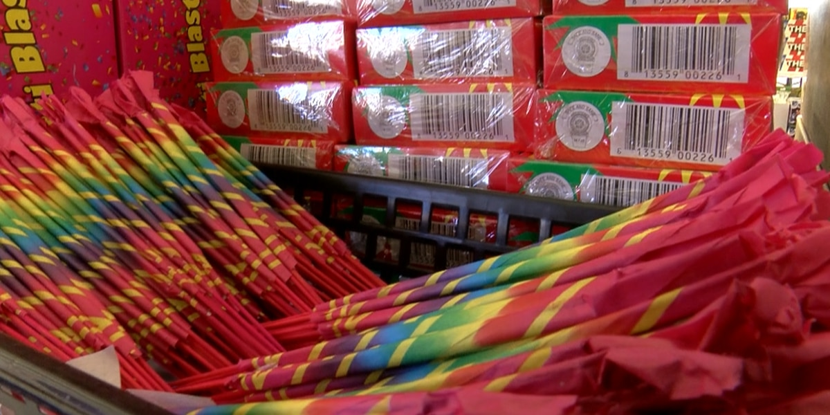 Fire officials share fireworks safety tips