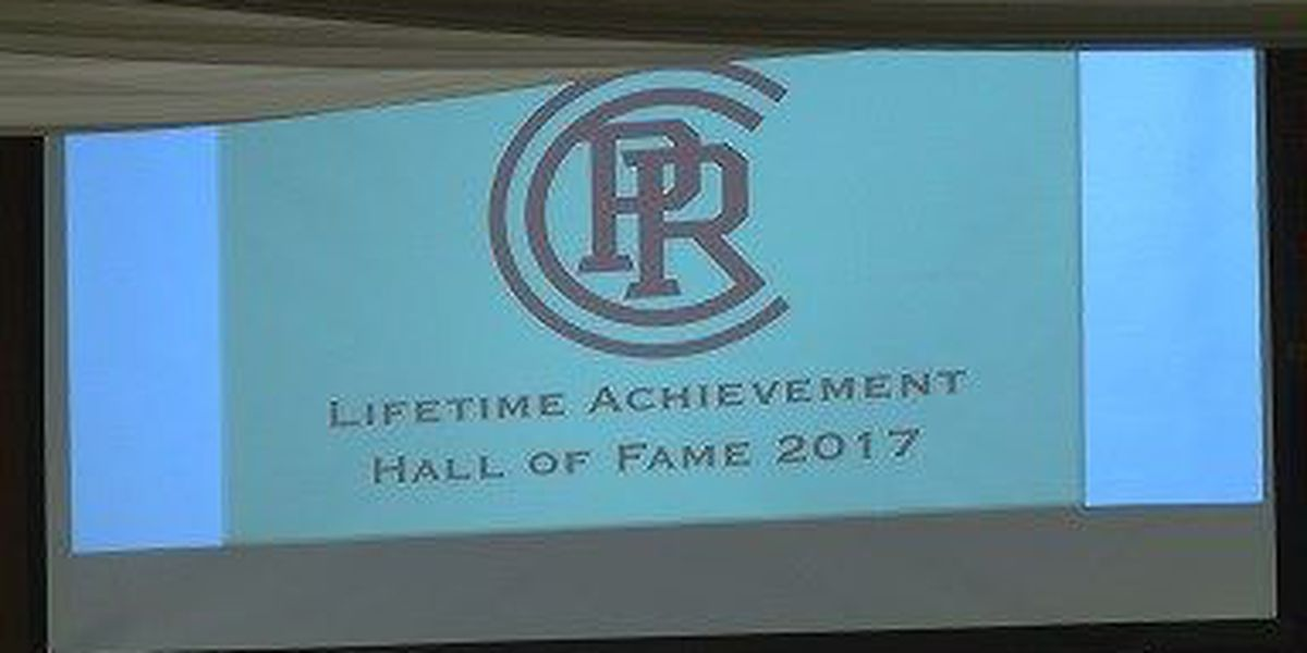 Five inducted into PRCC Lifetime Achievement Hall of Fame