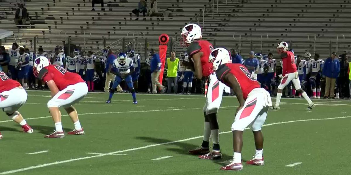 High School Highlights: Meridian at Petal