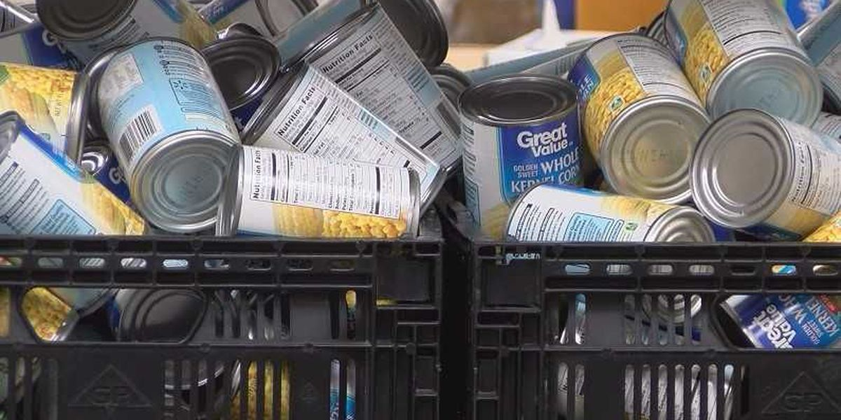 Summer time increases needs for Edwards Street food pantry