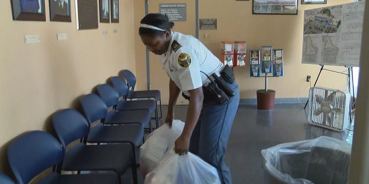 HPD helps out with Prescription Drug Take-Back Day