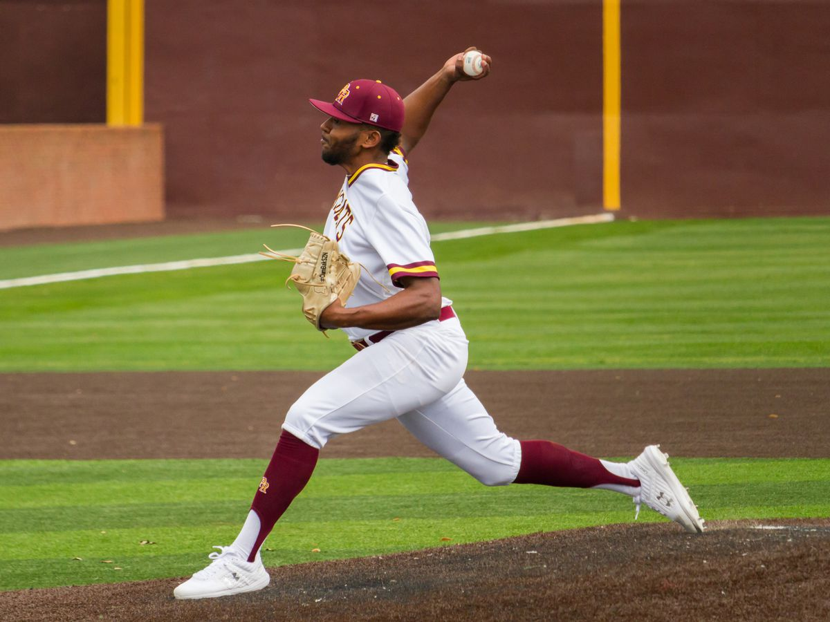 PRCC's Page picks up pair of pitching honors